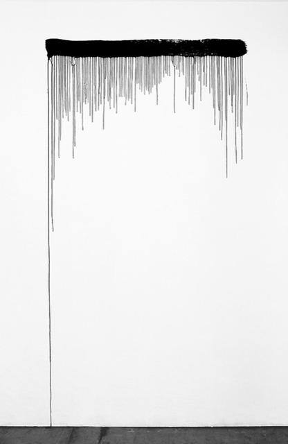 , 'Sin título (Pintura acrílica, muro y piso),' 2013, Arredondo \ Arozarena