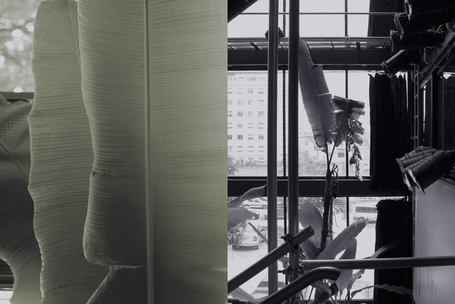 , 'Teatro oficina, Musa Troglodytarum,' 2016, Christopher Grimes Gallery
