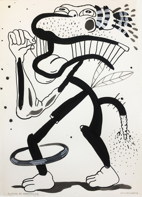 , 'Ploink, de harpspeler,' , MPV Gallery