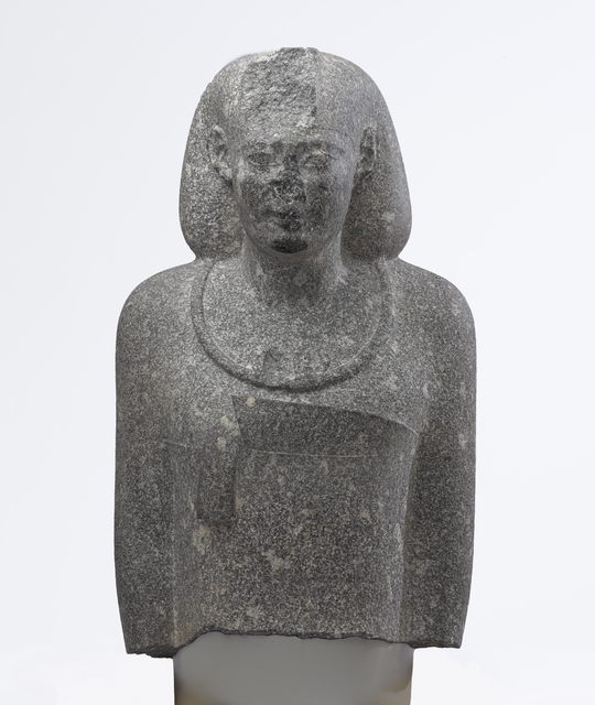 , 'Egyptian Man in a Persian Costume,' ca. 343, Brooklyn Museum