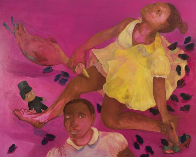 , 'January March,' 2016, Octavia Art Gallery