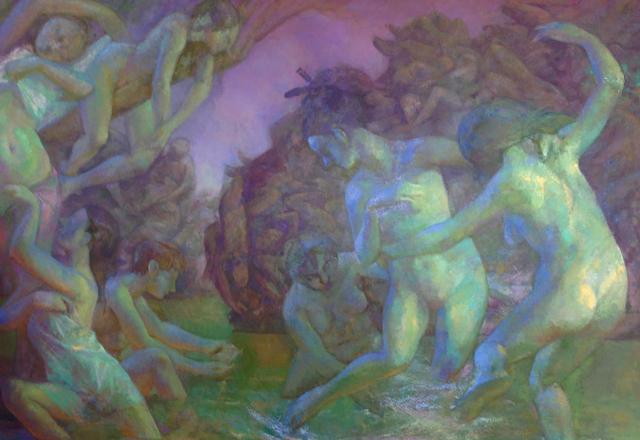 , 'Decameron,' 2018, Gildea Gallery
