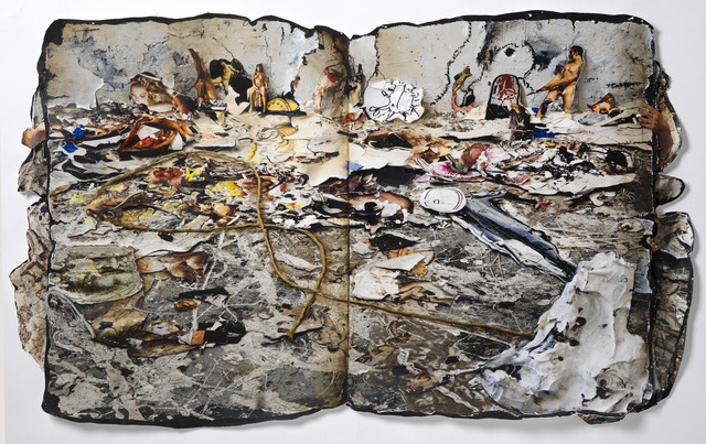 , 'Book I, Handbook,' 2015, Gallery NAGA