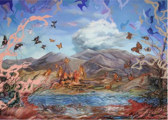 , 'Landscape,' 2012, GE Galería