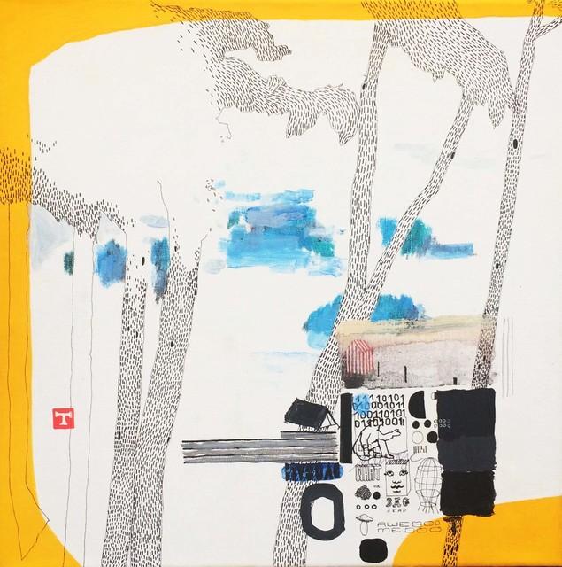 , 'Bivouac,' 2016, Galerie Olivier Waltman | Waltman Ortega Fine Art