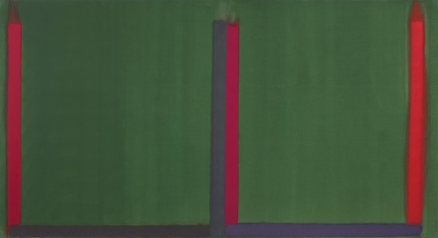 , '17.10.66,' 1966, Pace Gallery