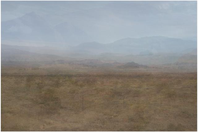 , 'Fifteen Years out of a Life Sentence (Desert),' 2009-2016, Mark Moore Fine Art