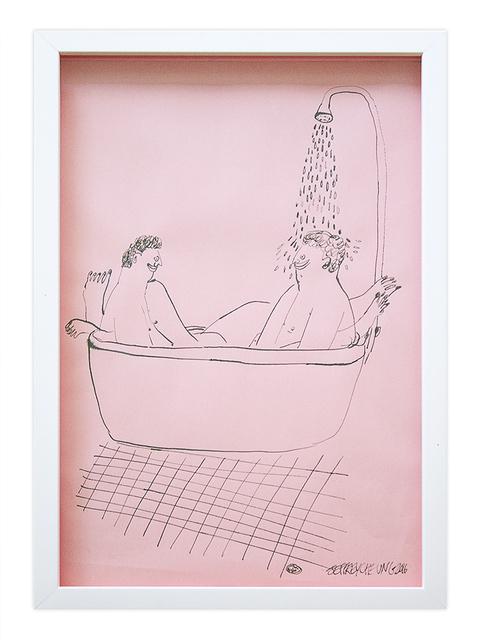 , 'Bath,' 2016, Hashimoto Contemporary