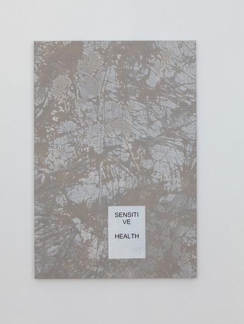 , 'Sensitive Health,' 2018, MLF | MARIE-LAURE FLEISCH