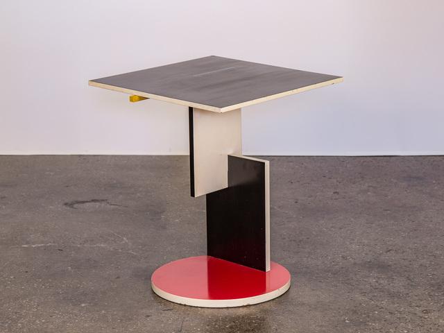 , 'Schroeder Table,' ca. 1977, Open Air Modern