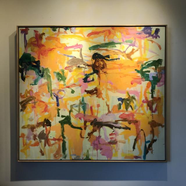 Kikuo Saito, 'ORANGE BOAT II', 2014, Judy Ferrara Gallery