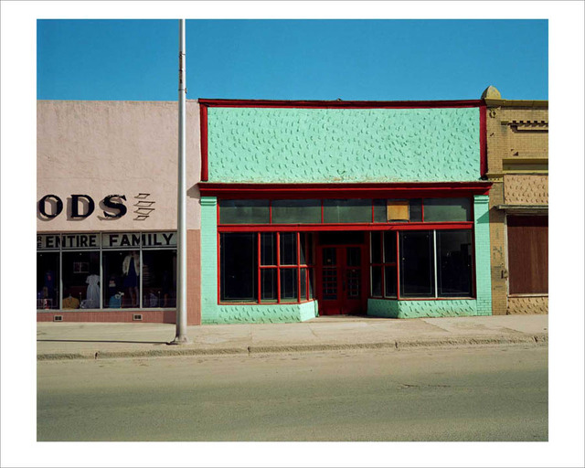 Wim Wenders, 'Entire Family, Las Vegas, New Mexico', 1983, BASTIAN