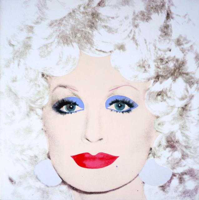 Andy Warhol, 'Dolly Parton', 1985, Acquavella Galleries