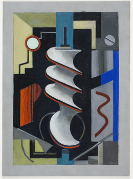 , 'The Screw,' 1926-1928, Statens Museum for Kunst