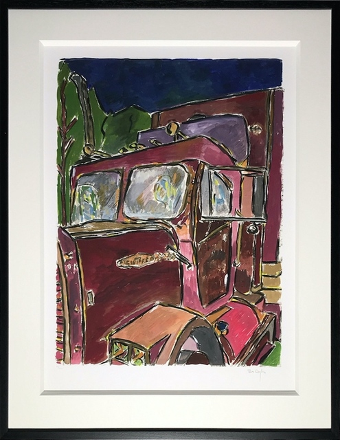 Bob Dylan, 'Truck', 2008, Canvas Gallery