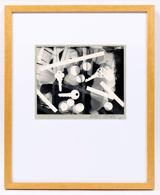 , 'Faces and Keys,' 1966, Benjaman Gallery Group
