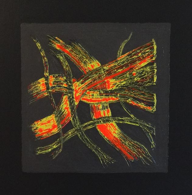 , 'BUNDLE OF NERVES,' 2015, Parcus Gallery