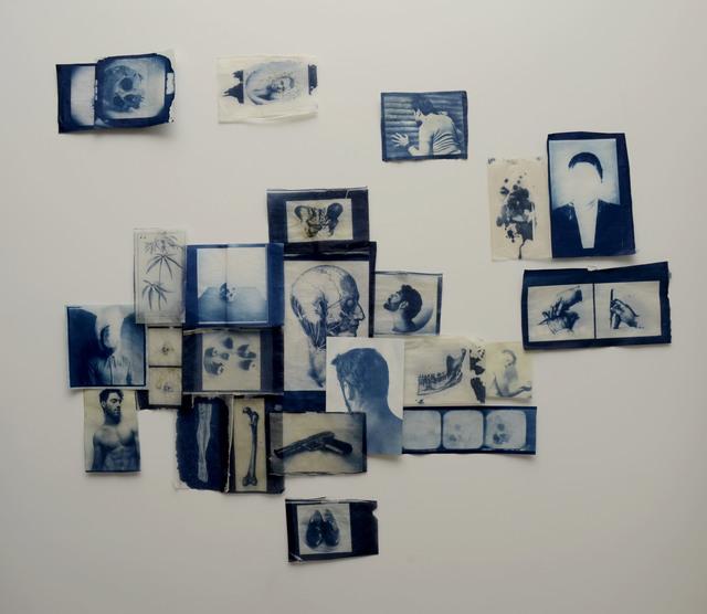 , 'El Azul,' 2018, Patricia Conde Galería