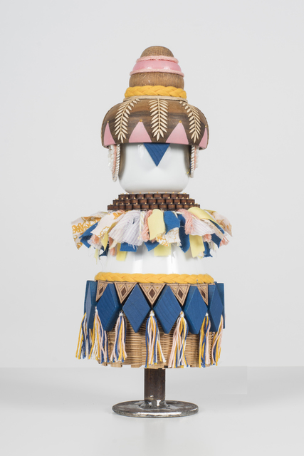 , 'Balderelios (Goddess of Light),' 2018, Jonathan LeVine Projects