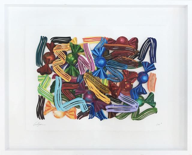 , 'Sweets & Sour - Papercut,' 2013, Galerie Duret