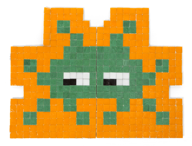 Invader, 'PA-738', Julien's Auctions