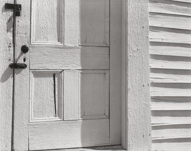 Edward Weston, 'Church Door, Hornitos', 1940, Holden Luntz Gallery