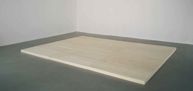 Rachel Whiteread, 'Untitled (Felt Floor)', 2003, Beyer Projects