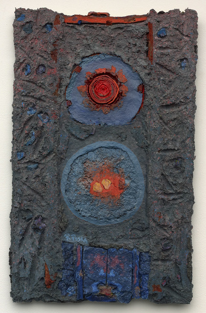 , 'DECKLE EDGE-RAINDROP SERIES VIII,' 2006, Jerald Melberg Gallery