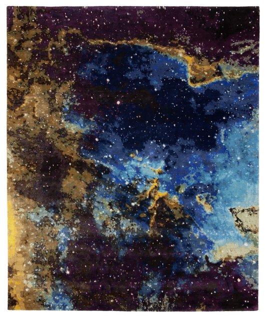 Jan Kath, 'Space 2 rug', 2014, Design/Decorative Art, Silk and Wool, Galerie SORS