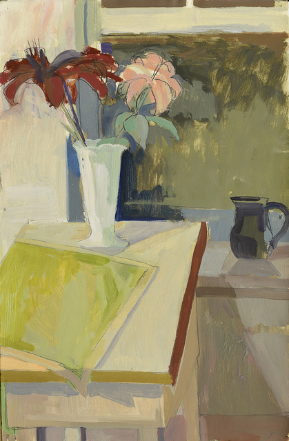 , 'Lily at Night,' 2010, Paul Thiebaud Gallery