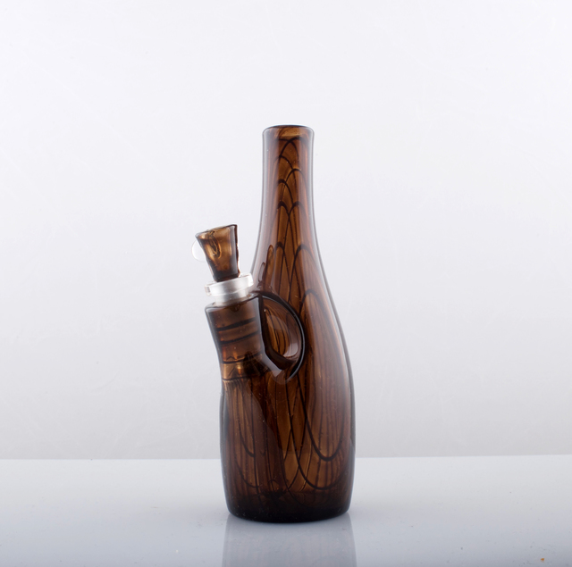 , 'Woodgrain Saki Bottle,' 2016, Ruckus Gallery