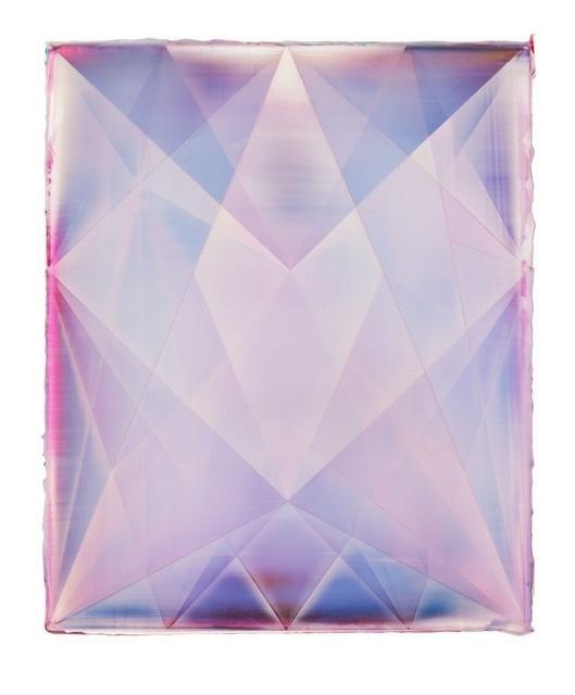 , 'Rhombus (Electric Milk),' 2013, Jessica Silverman Gallery