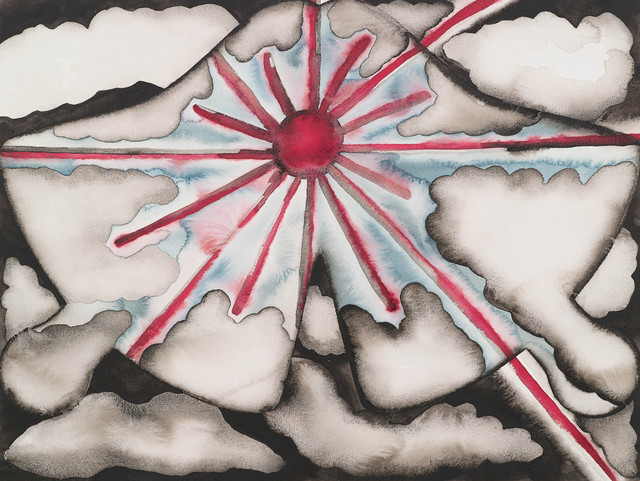 Francesco Clemente, 'Sound - Space,' 2008, Blain | Southern