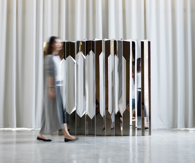, 'Camouflage Modular Screen in Stainless Steel,' 2010, Gallery ALL
