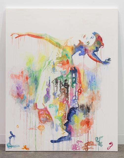 , 'The Shadow of Itself (Dancer),' 2017, Pilar Corrias Gallery