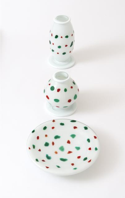 , 'Orsete vases and dishes,' 1972, Aria d'Italia