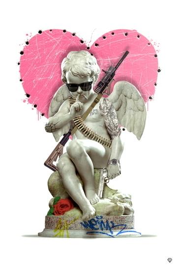 JJ Adams, 'Love Gun', 2015, Reem Gallery