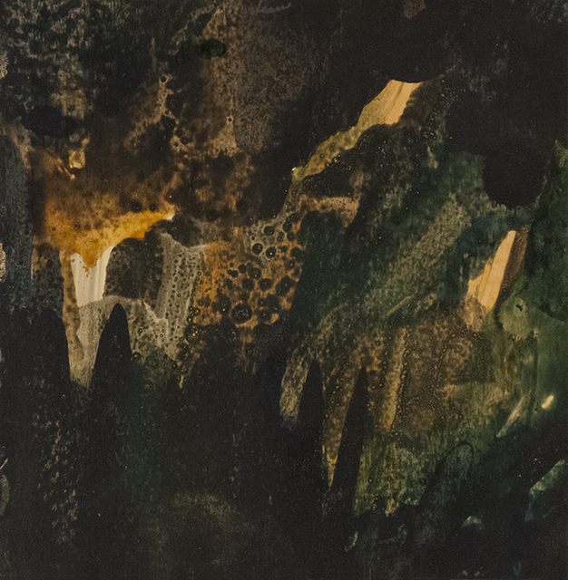 , 'Les Combustions Originelles,' 1951, Canadian Fine Arts