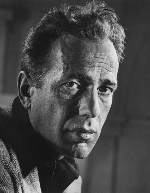 Philippe Halsman, 'Humphrey Bogart / Vintage print certified', 1944, °CLAIRbyKahn Galerie