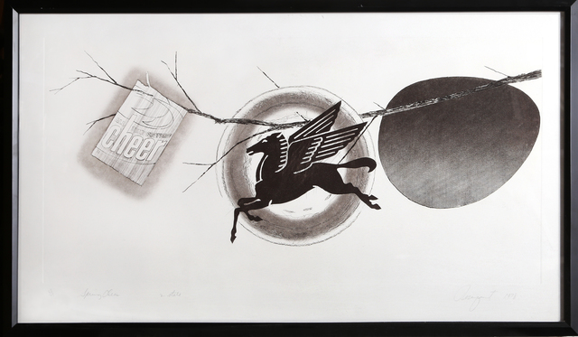 James Rosenquist, 'Spring Cheer (2nd State)', 1978, RoGallery