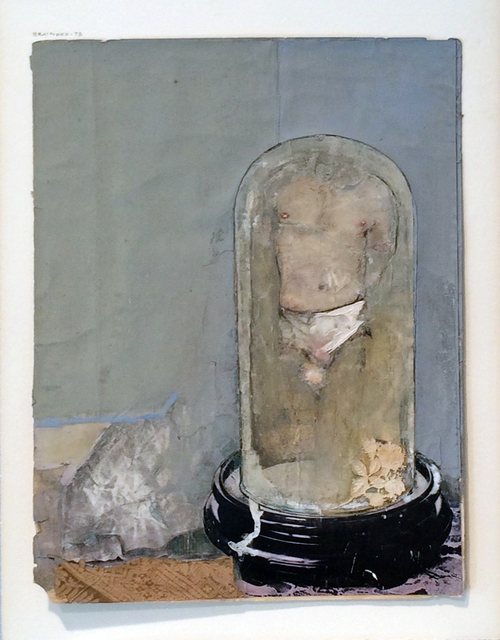 , 'Untitled (Male Torso in Glass Cloche),' 1978, Tibor de Nagy