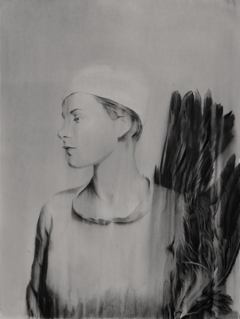 , 'Warbonnets woman,' 2017, Victor Lope Arte Contemporaneo