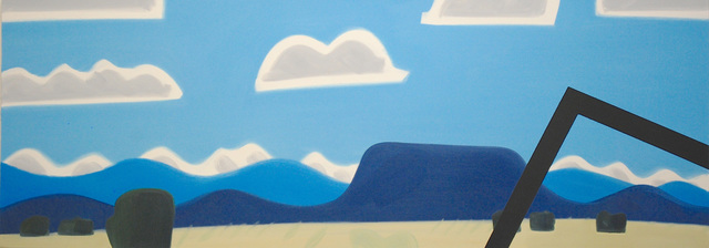 , 'Jemez Mountains Blue in Afternoon Light,' 2001, David Richard Gallery