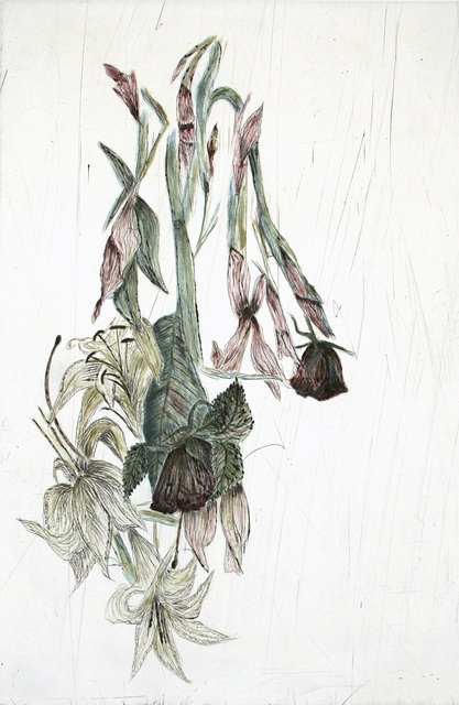 , 'Touch (Lilies),' 2006, Marlborough London