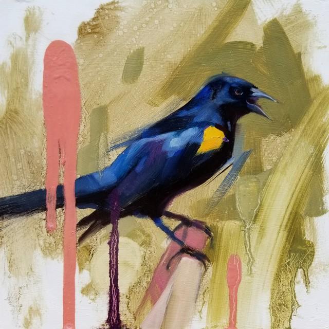 , 'YS Blackbird,' 2017, Abend Gallery