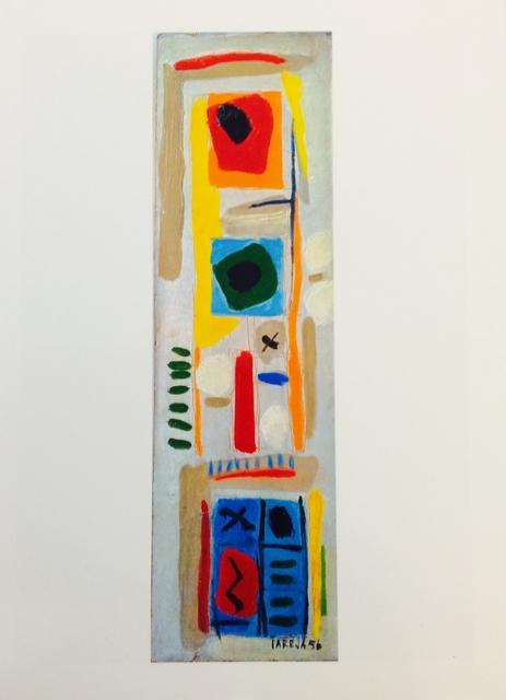 , 'untitled,' 1955, Galería de las Misiones