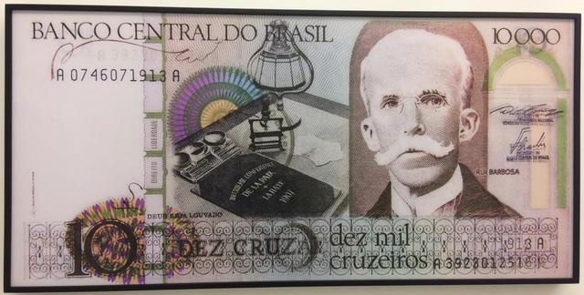 Alexandre Frangioni, 'Carimbos CzN$ 10', 2016, Galerie Brésil