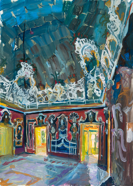 Jane Irish, 'Villa Palagonia', 2016, Locks Gallery