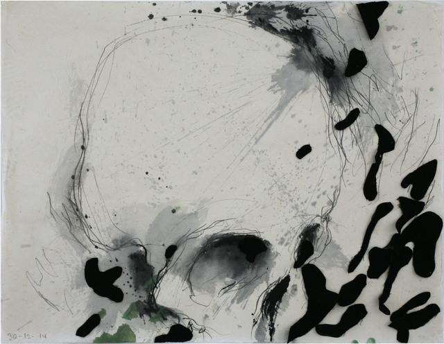 , 'Untitled 30.12.14,' 2014, Galería Pelaires