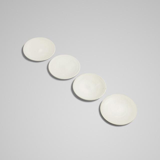 Aage and Kasper Wurtz, 'bread plates, set of four', Wright